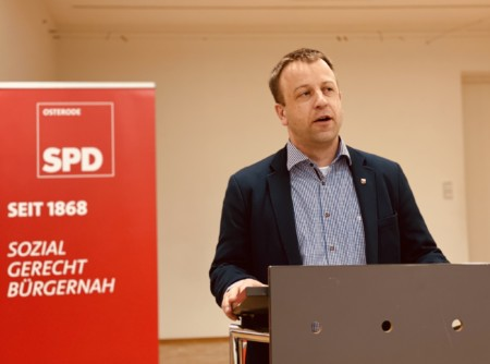 Bürgermeister Jens Augat