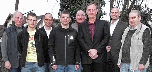 Vorstand Freiheit 2011