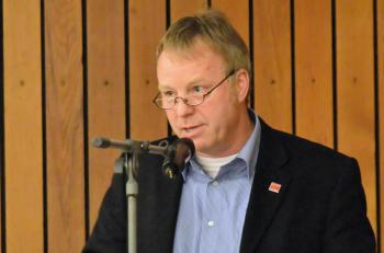 Bürgermeister Klaus Becker
