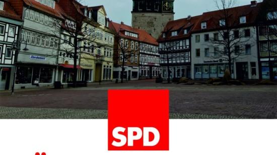 Bürgerdialog Innenstadt II am 21. April 2016 um 19:00 Uhr im Jugendgästehaus