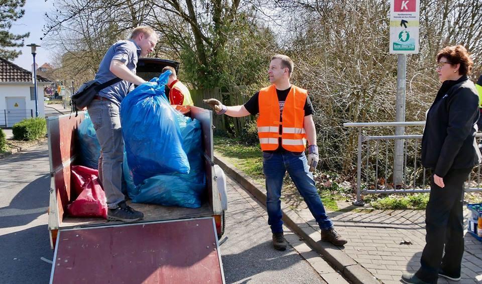Müllaktion 1